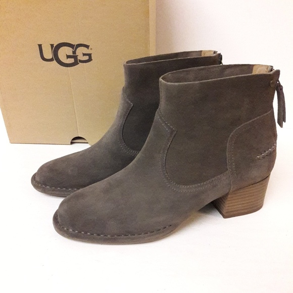 cc26e90f390 New UGG Bandera Suede boots Size 7.5 NWT
